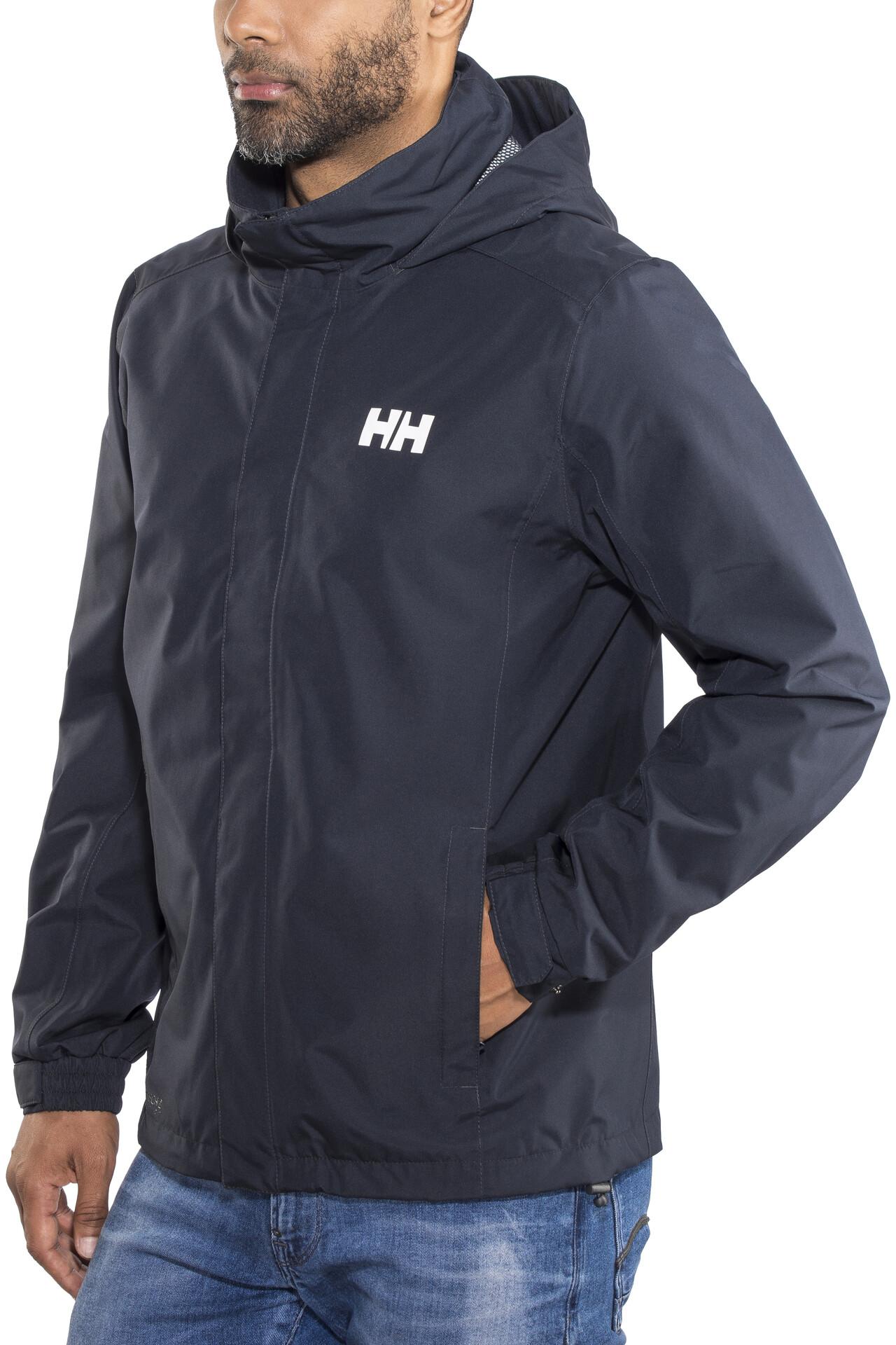 Helly Hansen Homme Veste Dubliner Bleu Sur Campz q0wqrCdF